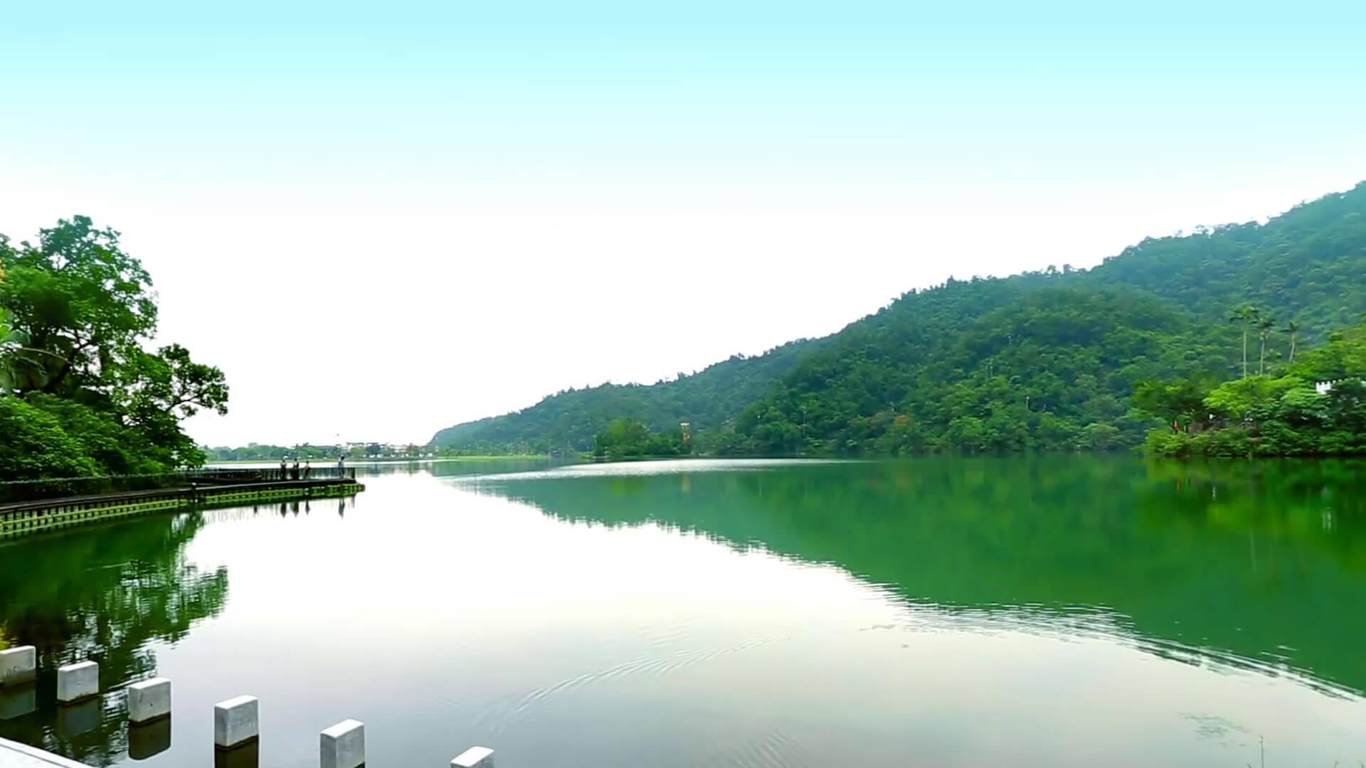 PLUM BLOSSOM LAKE-PROMOTIONAL VIDEO